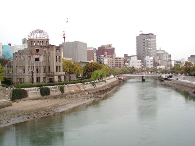 Most of Hiroshima Has Been Rebuilt