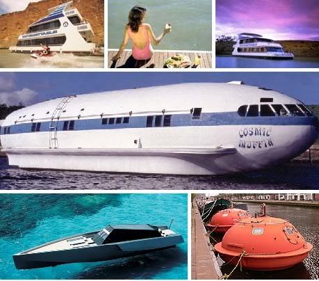 Marine Extreme 15 Houseboats House Boat Designs Urbanist