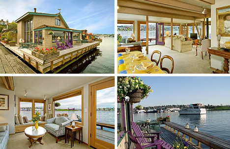 Marine Extreme: 15 Houseboats & House Boat Designs Urbanist