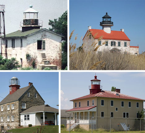 integral lighthouses
