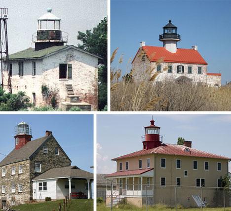 integral lighthouses