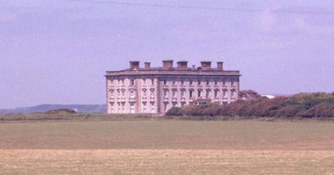 loftus hall haunted house