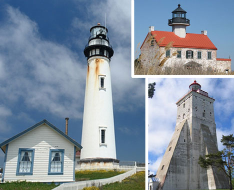 most beautiful and historic lighthouses