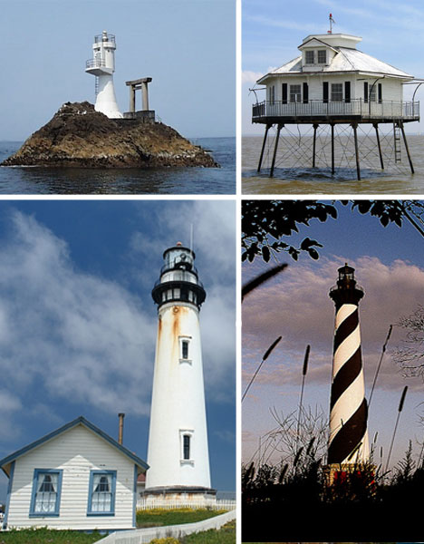 most beautiful lighthouses