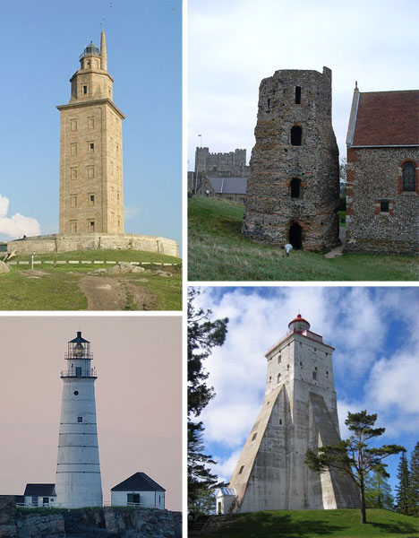 most historic lighthouses