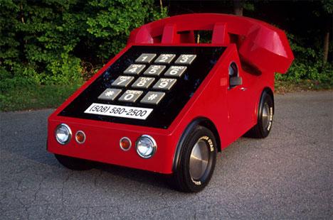 Contact Auto : 20 awesome art cars cupcake scooters to cat cruisers urbanist ~ Gottalentnigeria.com Avis de Voitures