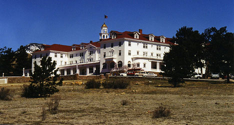 stanley hotel haunted hotel