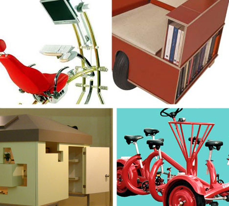 creative office furniture diy typical modern workspaces pieces of creative office furniture urbanist