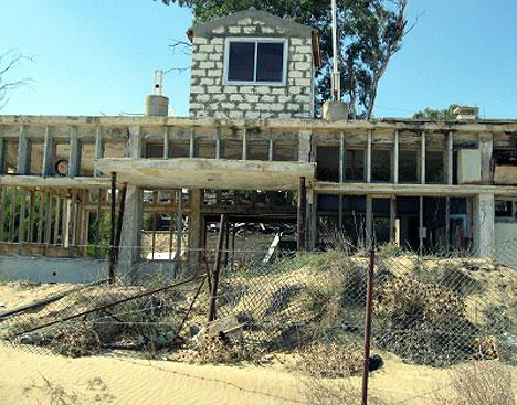 Varosha Under Construction