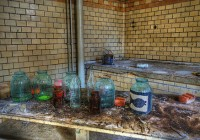Abandoned Jars