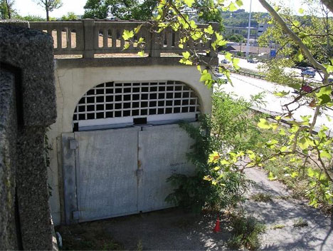 abandoned cincinnati subway