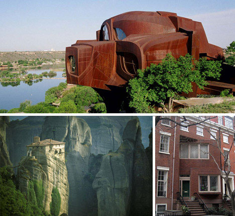 Top 70 most amazing houses from around the world urbanist for Amazing houses