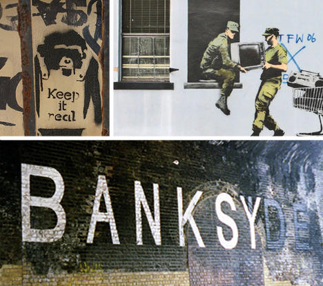 banksy world locations