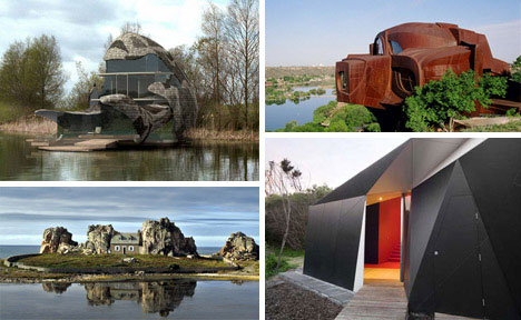 Magnificent Top 70 Most Amazing Houses From Around The World Urbanist Largest Home Design Picture Inspirations Pitcheantrous