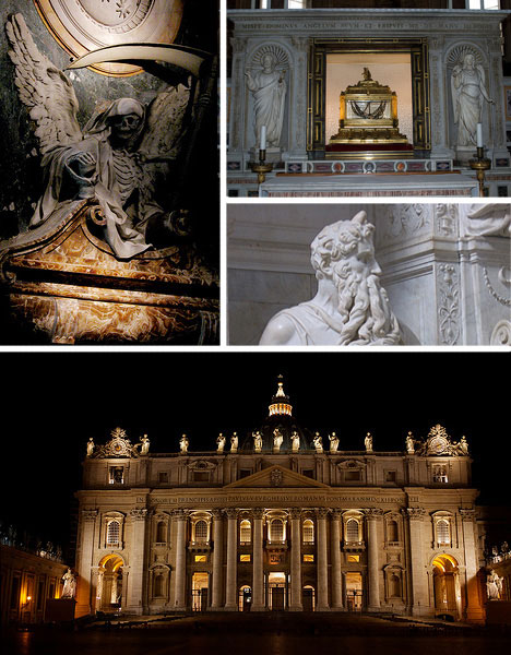 beautiful churches san pietro vincoli