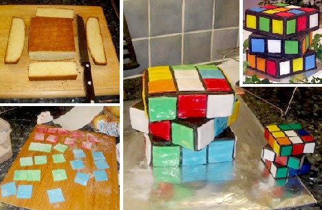 20 Creative Artistic and Geeky Cake Designs Urbanist