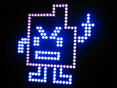 guerrilla marketing aqua teen hunger force light brite