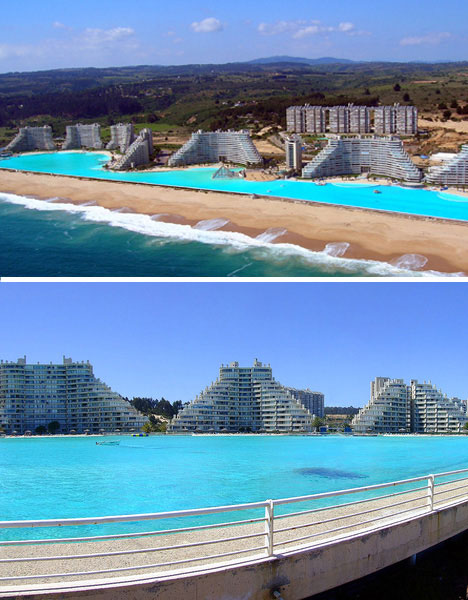 luxurious swimming pools san alfonso del mar Swimming Pools In San Antonio