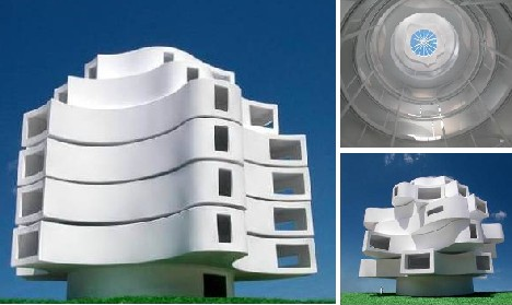 Rotating Architecture 16 Spinning Buildings amp Structures