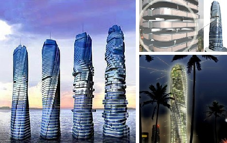 Rotating Architecture 16 Spinning Buildings Amp Structures Urbanist