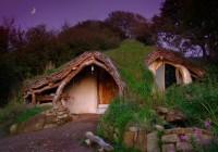 Hobbit House Eco Home