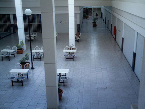 Abandoned Shopping Mall Photos