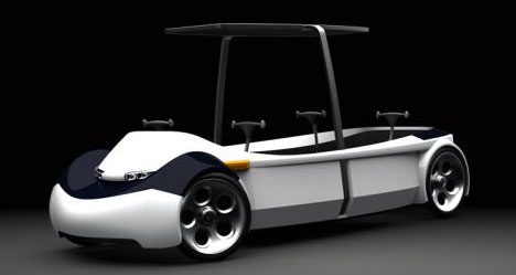 Sustainable Human Powered Car