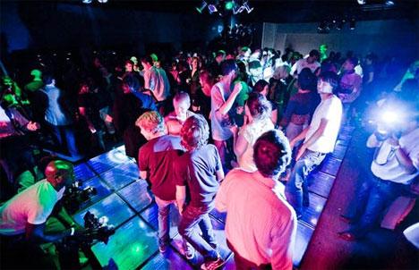 Sustainable Dance Club Design