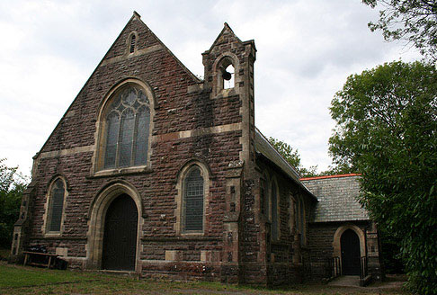 Abandoned Church Building Photos