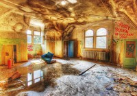 Abandoned Room Photos
