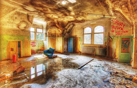 Abandoned Room Urbanist