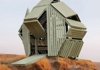 Transforming Architectural Eco Cube