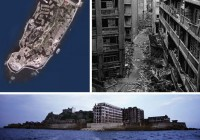 Abandoned Island City Hashima