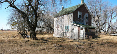 Abandoned House Home Photos