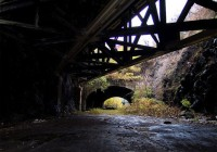 Abandoned Bridge Photo