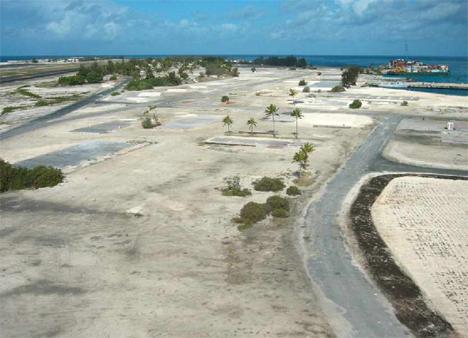 abandoned johnston atoll runway