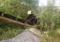 Abandoned Railroad Tracks Photo