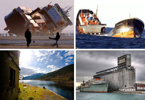 Shipwrecked 12 Historic Abandoned Boats Ships Amp Docks