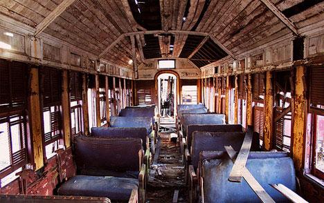 Abandoned Train Urbanist