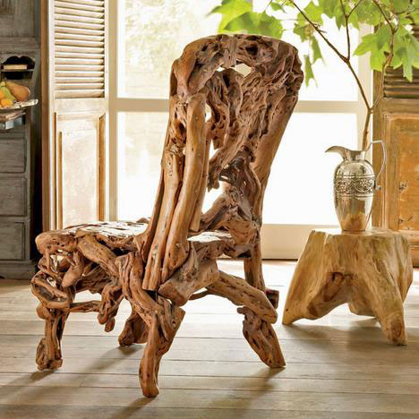 Comfy To Crazy 20 Creative Chairs And Chair Designs