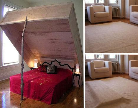 Trap Bed / Pump It bed