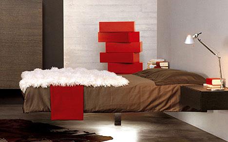 Fluttua Bed