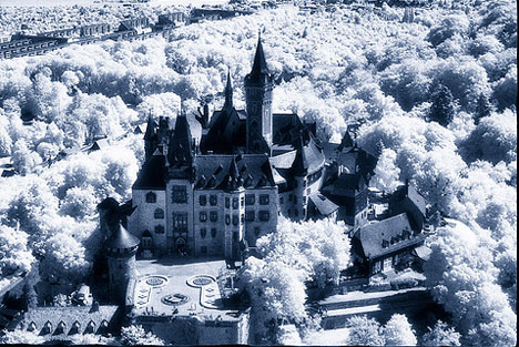 christian gufler infrared photo