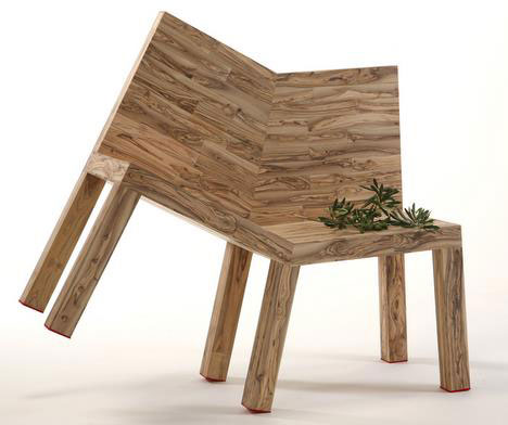 Occupying The Middle Ground, The Aspen Chair Seems Largely Content With The  U0027chairu0027 Part Of Its Nameu2026apart From A Little Sneaky Growing Going On Around  The ...