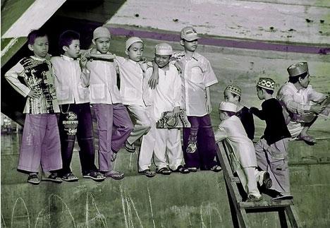 dannie tjahjono infrared photographs