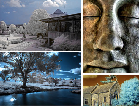 hdr and infrared photography