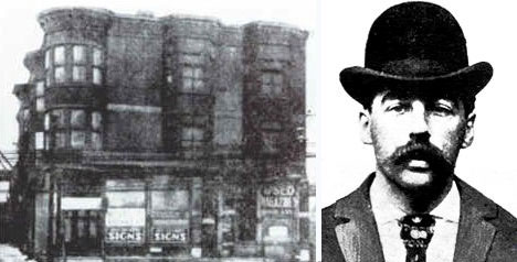 hidden rooms h h holmes murder castle chicago