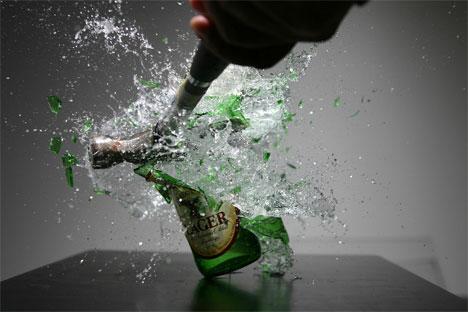 johnny chung lee high speed bottle smash