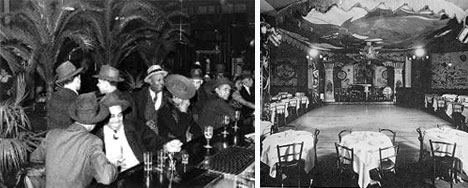 prohibition speakeasies hidden rooms