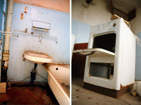 prypiat ukraine abandoned city interior